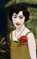 Yukiko Tsukuba 1926