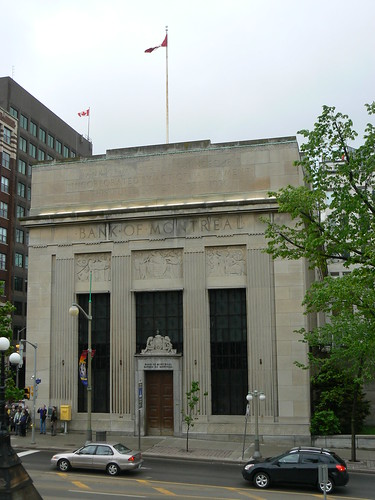 Bank of Montreal, Ottawa