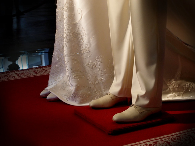 Monaco wedding shoes