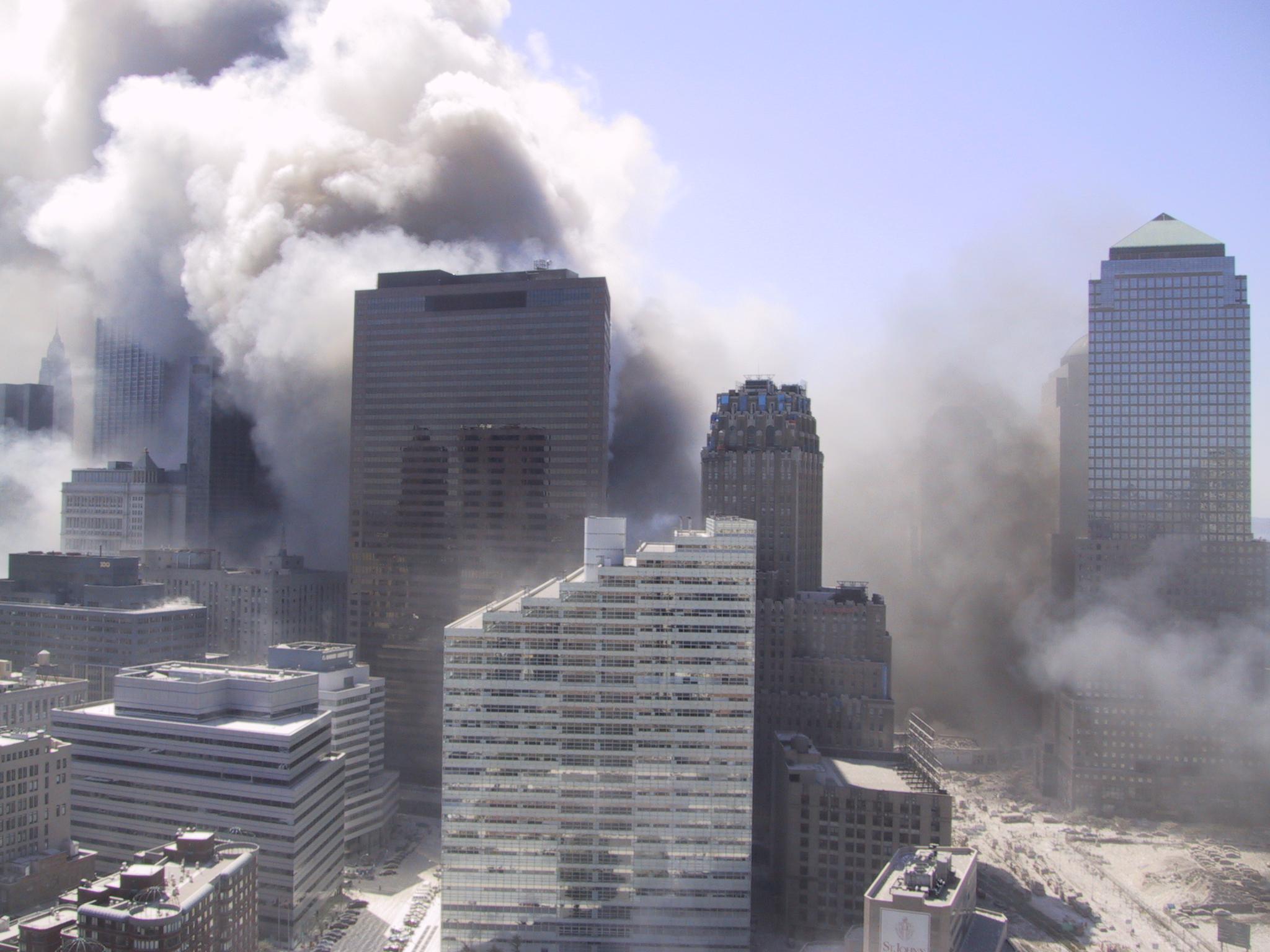 NYC_Sept11_Smoke