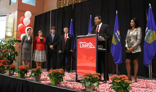 Raj Sherman's victory speech