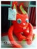 Señor abrazos (Polvorones Puppets) Tags: bunny conejo crochet amigurumi kariyazz polvoronpuppets