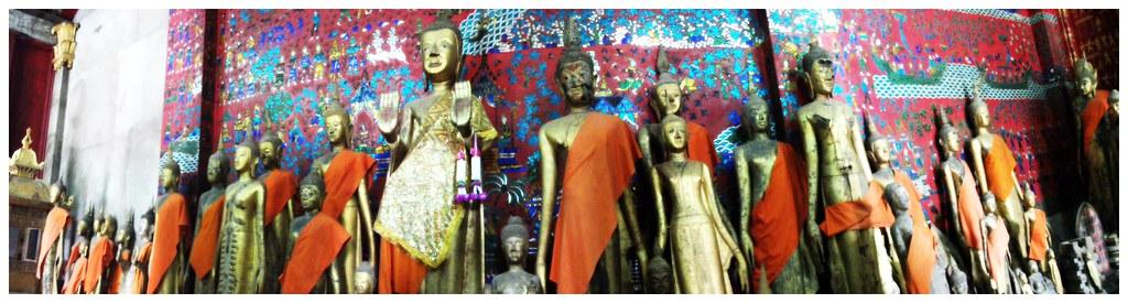 pagoda laos
