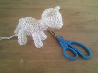 Free Crochet Pattern For My Little Pony Eyes : Ravelry: Crochet Pony Pattern inspired by My Little Pony ...