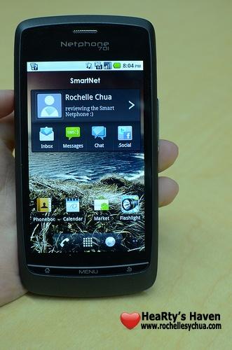 Smart Netphone Design