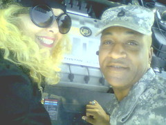 Movie Actress / Rec. Artist / Cert. (Authenicated Authority) Rev. Dr. Ishah Wright with National Guard Checking Ishah's Limo Engine (theprayeramendment) Tags: jason beach home cake set movie studio aka frank mom liberty virginia tv orlando university artist photographer candy florida modeling dr soccer pat jerry craft disney christian holy lynchburg national actress heston kelly wright supplies regent rev recording inc neuman robertson charlton falwell laurah guillen ishah papaschools