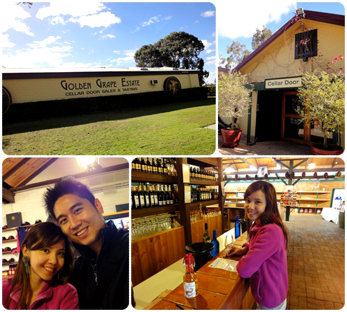 Sydney 2011 - Golden Grape Estate