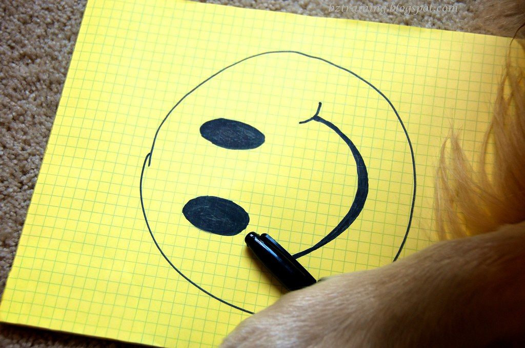 Yellow Smiley