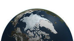 Arctic Sea Ice Minimum