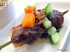 Sata Ayam (Appetizer)