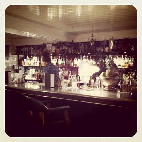 The Bar, Hawksmoor Seven Dials