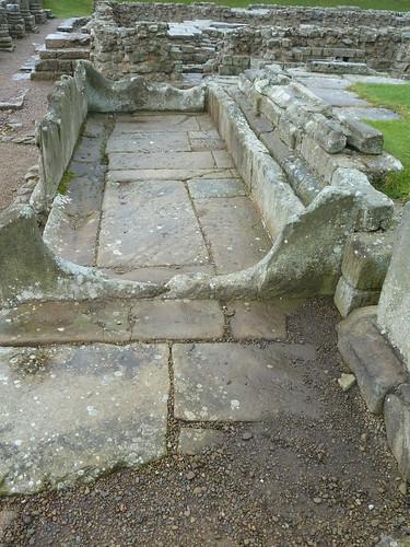 Public Fountain, Corbridge Roman Site