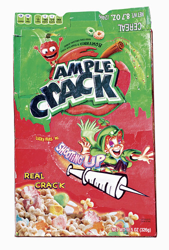 Ample Crack (Cereal Box)