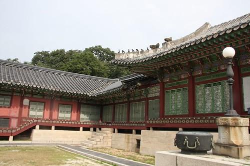昌徳宮  / Palace in Seoul