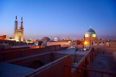 Beyond The Appearance (mimmopellicola) Tags: roof iran  yazd irn iraan     iro  iranas  rn    aniarin    irna