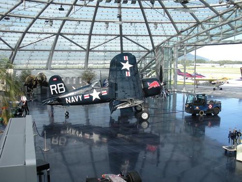 Hanger-7 F4U Corsair Salzburg Austria