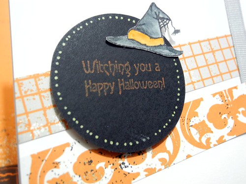 Witching You Happy Halloween (detail)