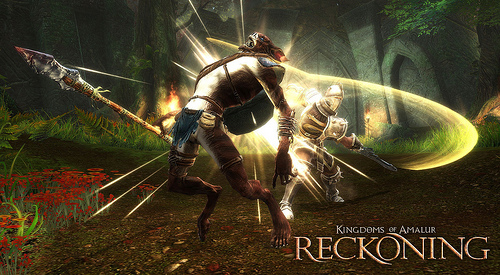 Kingdoms of Amalur: Reckoning preview video and pictures