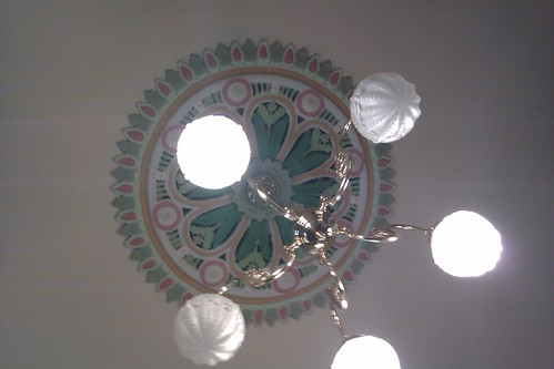 Gorgeous heritage ceilings