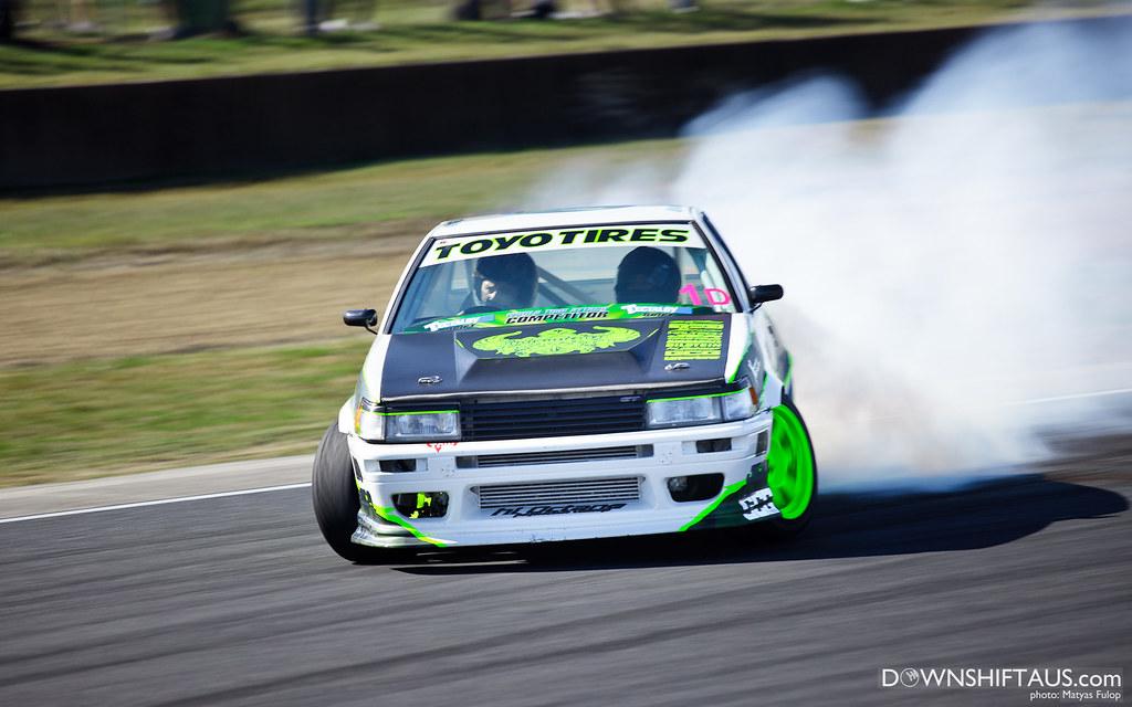 Superlap 2011 Drifting