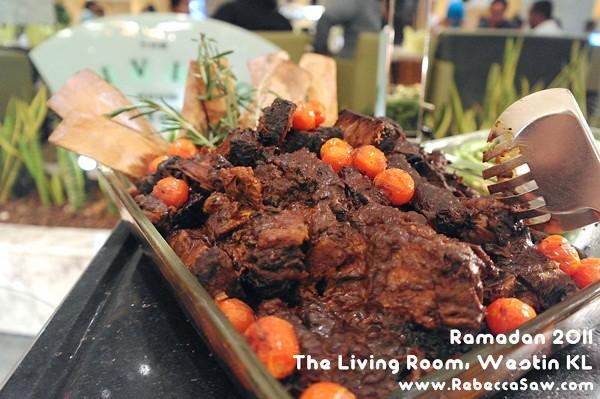 Ramadan 2011 - The Living Room, Westin KL-22