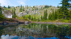 A pool on Granite Mountain (eblack) Tags: