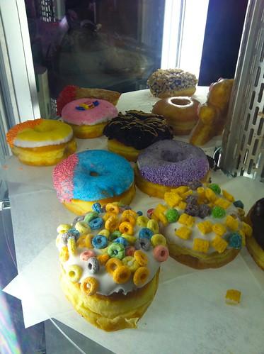 Voodoo Doughnuts love cereal
