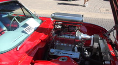 "a '61 with some ""extra"" power (rockymtc) Tags: mountain ford club rocky thunderbird tbird greeley horsefeathers fordthunderbird rmtc"