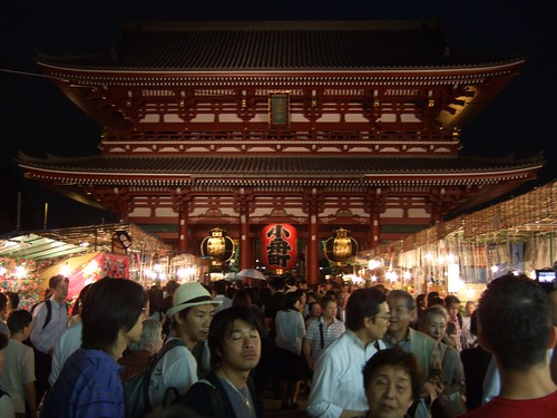 0431 - 10.07.2007 - Asakusa Templo Kannon