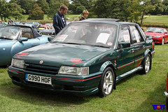1990 MG Montego 2.0i (Trigger's Retro Road Tests!) Tags: show classic sports car hall suffolk august retro mg 1990 montego 2011 20i helmingham