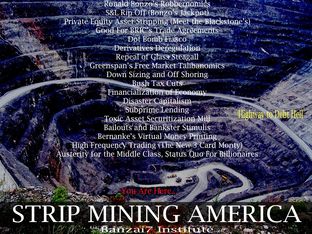 STRIP MINING AMERICA