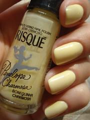 Bonequinha Charmosa - Risqué (Ind*) Tags: penelope nail polish risque charmosa esmalte