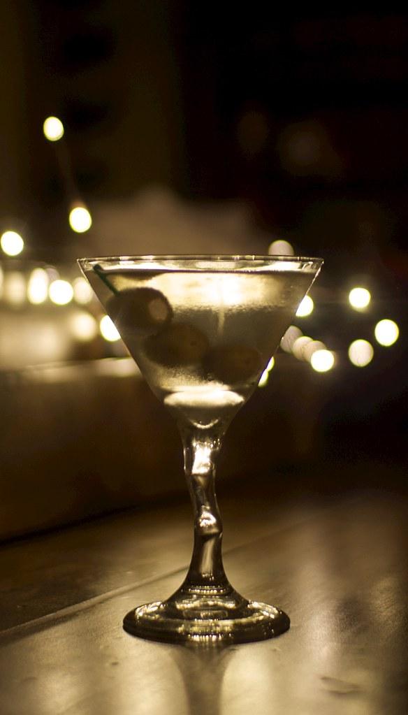"Smoky Bleu ""Martini"""