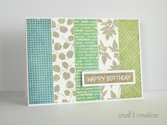 Birthday Card (smalltcreations) Tags: heroarts s5216 cl340 cl479 cl477 s5507