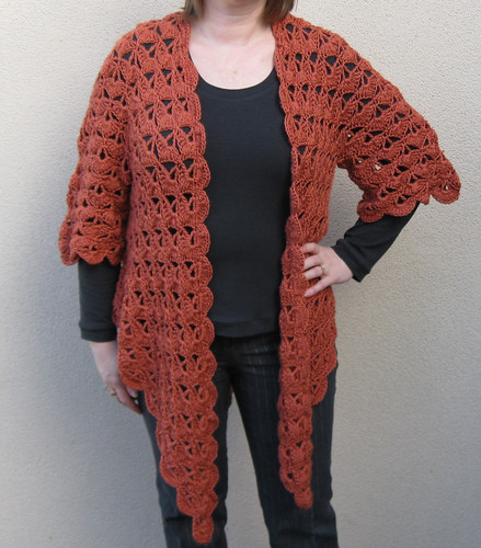 Free Crochet Zen Jacket Pattern : I need some Zen?. ? THORNBERRY