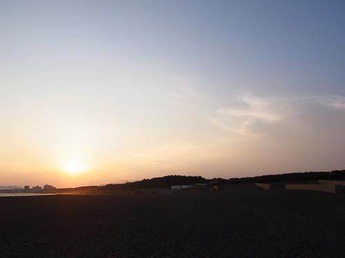 shining beach