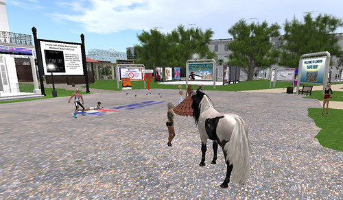 Community Gateway: London - a lively turn out at 7am SLT this Sunday morning