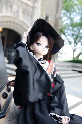 Rin visits Cornell