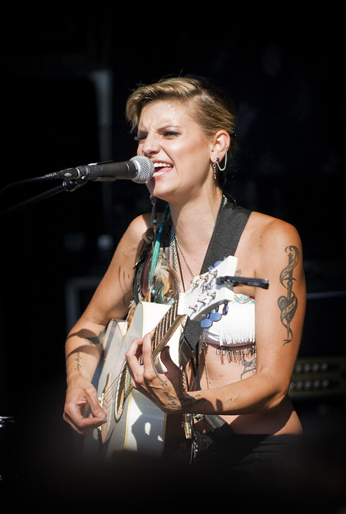 Juliet Simms of Automatic Loveletter