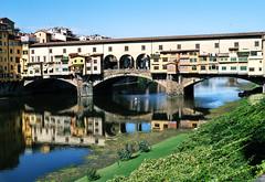 Ponte Vecchio (gen34race) Tags: ponte firenze vecchio riflesso