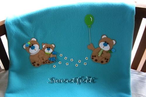 ♥♥♥ Bom comecinho de semana a todos!! by sweetfelt \ ideias em feltro
