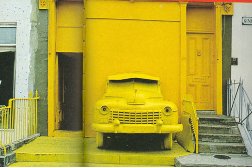 Granny's---Yellow-Dodge