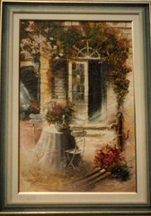 paisagem 8 (erikaarteira) Tags: artesanato pintura tela sabonete cosmtica hidratante arteira