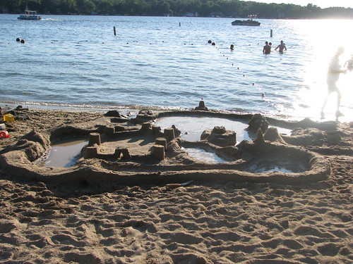 Killer Sand Creation