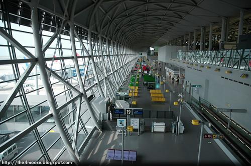 Kansai Kokusai Kūkō 関西国際空港 - Waiting Area