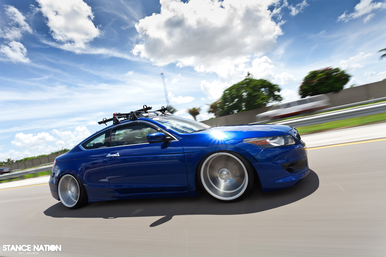 Honda Accord Forum >> Stancenation Feature New Feature With Vossen Cv3 S Sexy
