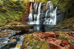 Glenariffe Waterfalls, Queen of the Glens of Antrim, Ireland (Beta ~ man) Tags: man beta photoart ~ betaman nikond7000 rutlandphotoart