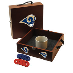 St Louis Rams Washers Toss Game