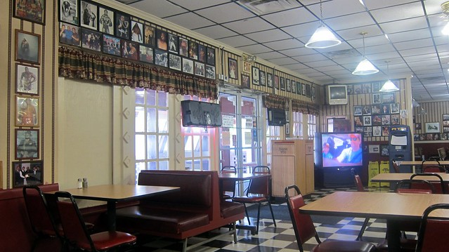 abdullah the butcher's dining hall