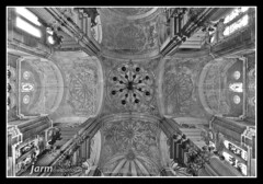 Crucero Catedral (jarm - Cartagena) Tags: arquitectura nikon ciudad andalucia 2008 malaga jarm